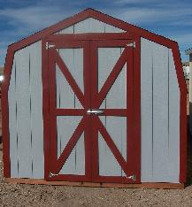 Storage Sheds By EZ Shed offer instant Back yard storage solutions